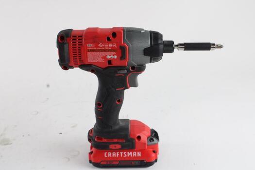 Craftsman Cordless Impact Driver