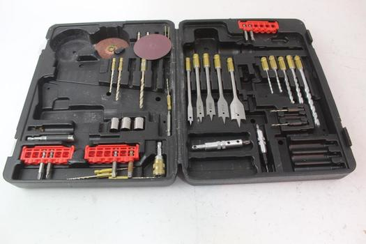 Craftsman Drill Bits And More