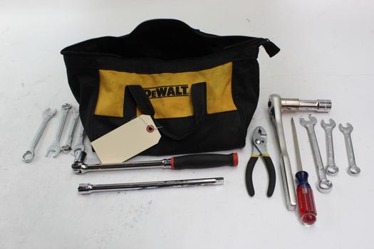 Craftsman, Snap-on + More Assorted Tools 10+ Pieces