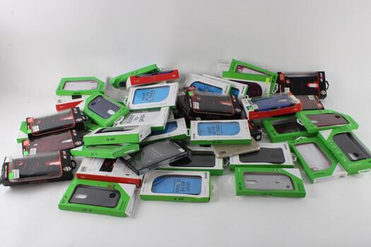 Cricket And Other Cell Phone Cases, And More, 20+ Pieces
