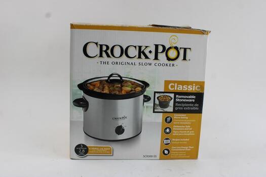 Crock-Pot Classic 3qt. Slow Cooker