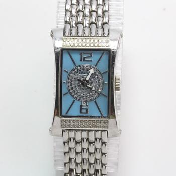 Croton Diamond Accented Watch