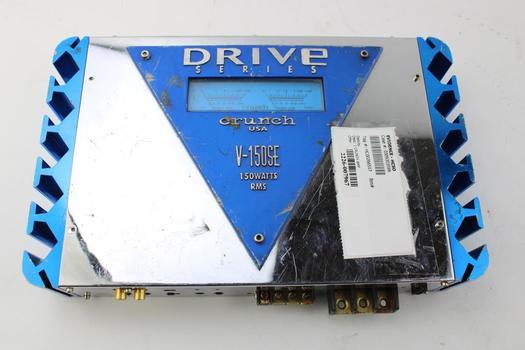 Crunch Drive Series  Amplifier