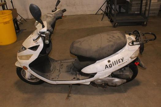 Cruze Agility Scooter, Sold For Parts