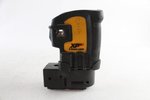 CST / Berger Five-beam Laser Level