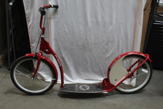 Current Ride Current Red Scooter