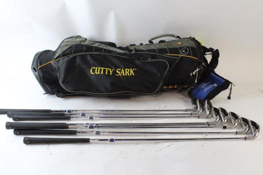 Cutty Stark With Clubs, 8 Pieces