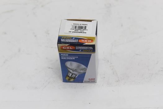 CXL Topaz Indoor/ Outdoor Halogen  Lamps 15 Pieces
