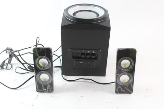 Cyber Acoustics Myktunedua Speakers