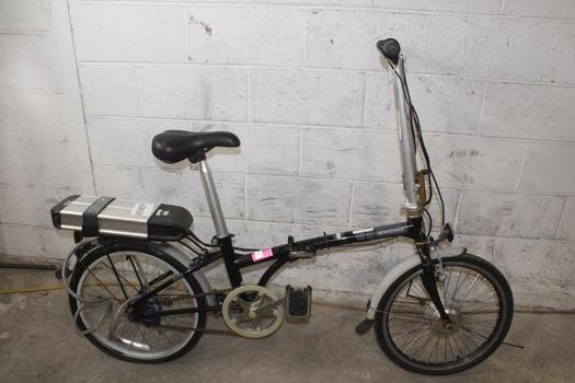 Dahon Boardwalk Electric Folding Bike
