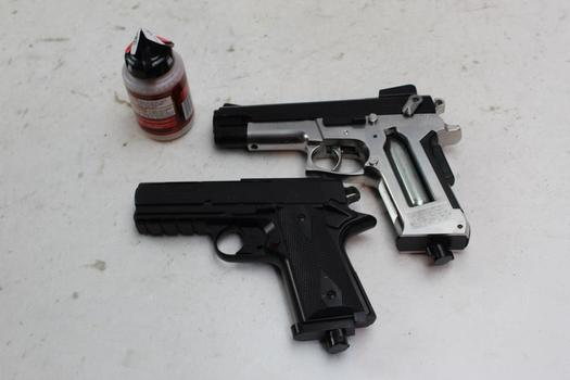 Daisy Airsoft Pistols 2 Pieces