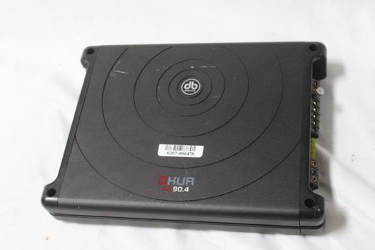 Dbdrive Amplifier