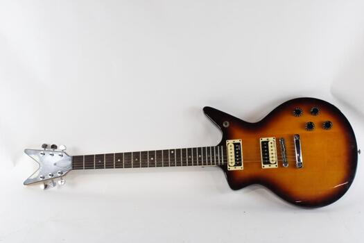 Dean Electric Guitar With Case