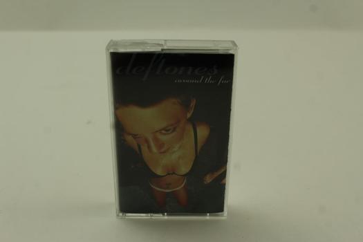 Deftones Around The Fur Cassette Tape