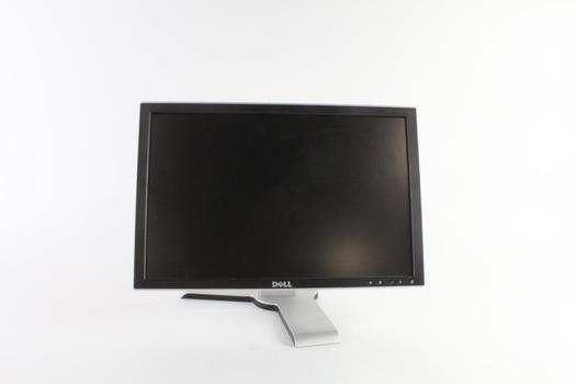 "Dell 20"" LCD Widescreen Monitor"