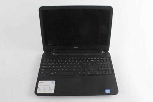 Dell Inspiron Laptop, Sold For Parts