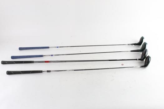 Delta And Other Golf Woods, 4 Pieces