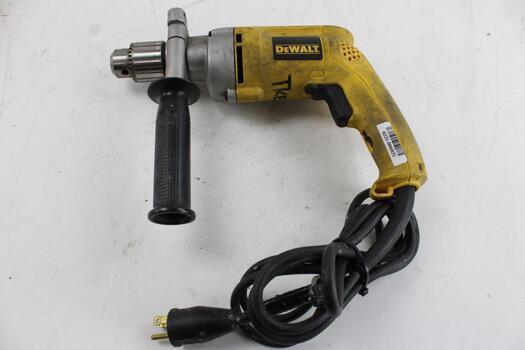 "Dewalt 1/2"" Corded Vsr Drill Type 2 Dw235g"