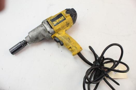"Dewalt 1/2"" Heavy Duty Impact Wrench Dw290"