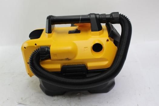 Dewalt 2 Gal. Heavy Duty Cordless Wet/ Dry Vacuum