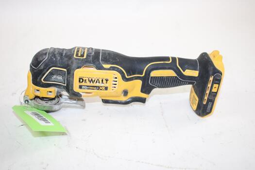 DeWalt 20V Max Oscillating Multi-Tool ( Tool Only )