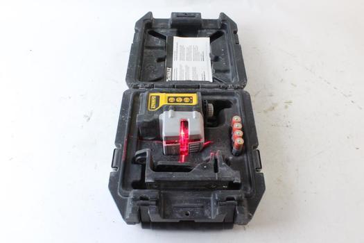 DeWalt 3 Beam Line Laser