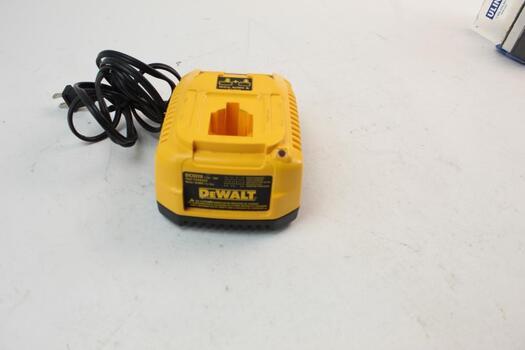 DeWalt 7.2-18V Battery Charger