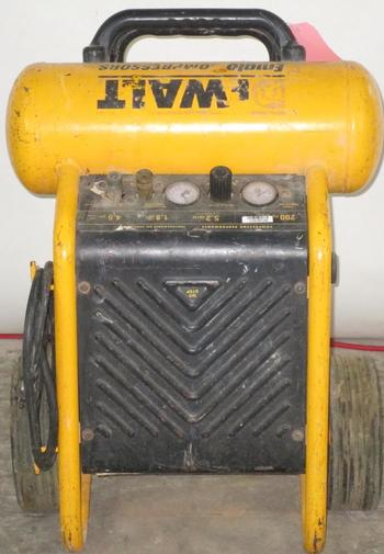 Dewalt Air Compressor