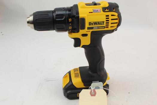 Dewalt Cordless Drill Driver Dcd780