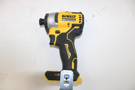 DeWalt Cordless Impact Driver DCF809 Tool Only