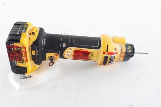 Dewalt Cut Out Tool