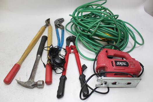 Dewalt Dc9096 Battery, Bolt Cutters, & More; 5+ Pieces