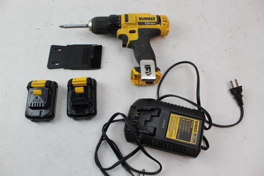 Dewalt DCD710 Cordless Drill/driver