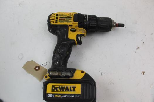 Dewalt Dcd780 Cordless Drill/driver