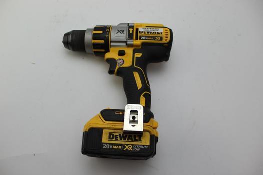 DeWalt DCD995 Cordless Hammer Drill Driver