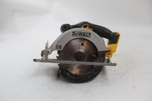 Dewalt Dcs393 Cordless Circular Saw