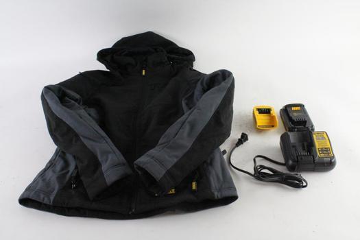 DeWalt Heated Jacket Kit, Size XS