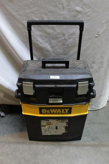 DeWalt Trolley Toolbox, Irrigation Pipes, Sealant And More: 10+ Items