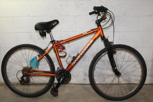 Diamondback Peak Mountain Bike