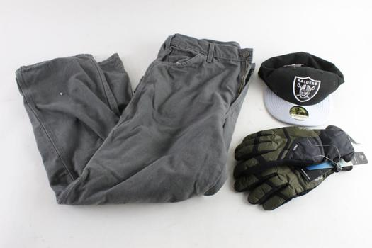 Dickies Cargo Pants Size 38x30 And More, 3 Pieces