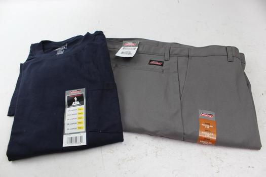 Dickies Men's Clothing, 2 Pieces