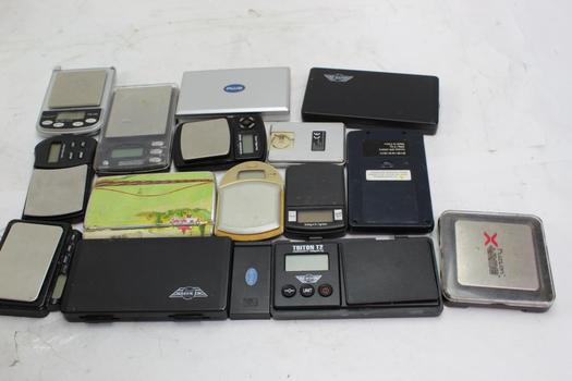 DigiWeigh, My Weigh And More Digital Pocket Scales, 10+ Pieces