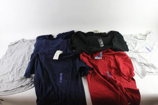 Discus Athletic 2XL T-Shirts, Russel Athletic 2XL T-Shirt, And More, 5+ Pieces