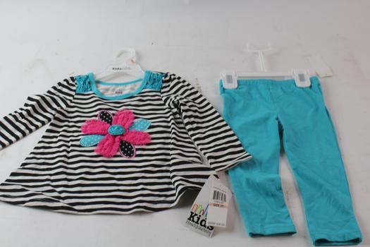 Disney And Other Brand Girls Clothing, 4 Pieces