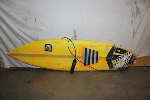 DMZ2000 Happy Lamz Surfboard