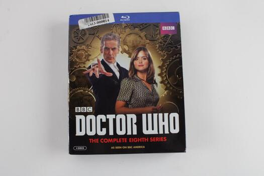 Doctor Who Entire 8th Season On DVD