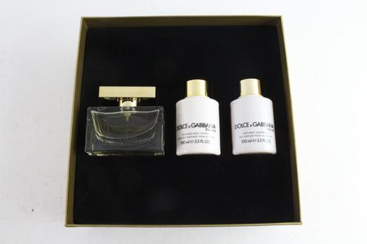 Dolce & Gabbana The One Fragrance Set