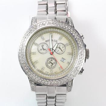 Don & Co JRDC-12 Diamond Watch - Evaluated By Independent Specialist