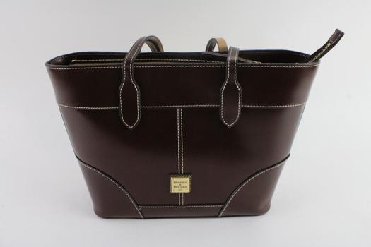 Dooney And Burke Leather Purse