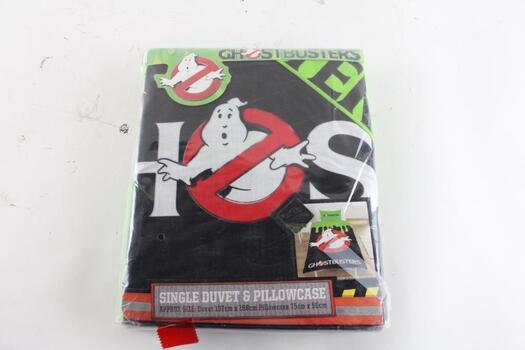 Dreamtex Ghostsbuster Glow In The Dark Duvet Cover